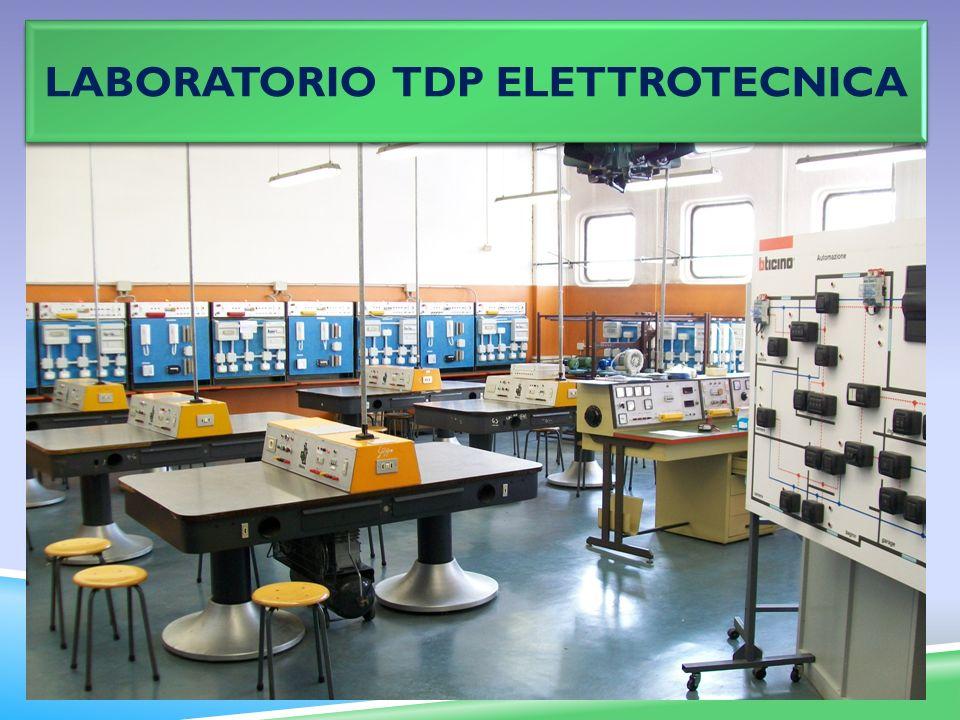 Laboratorio TDP ELETTROtecnica
