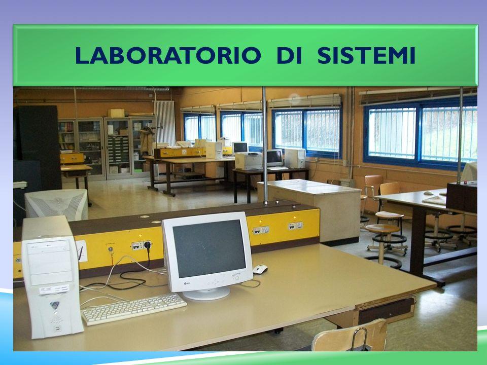 Laboratorio DI SISTEMI