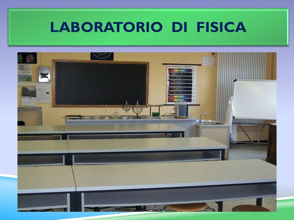 Laboratorio DI fisica Laboratorio di Fisica