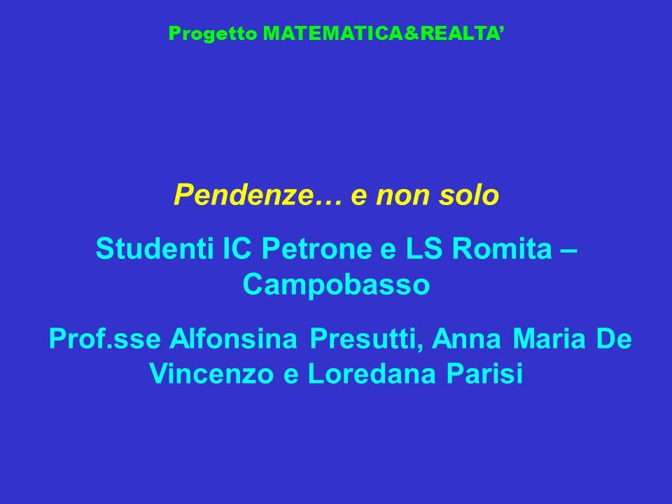 Studenti IC Petrone e LS Romita – Campobasso