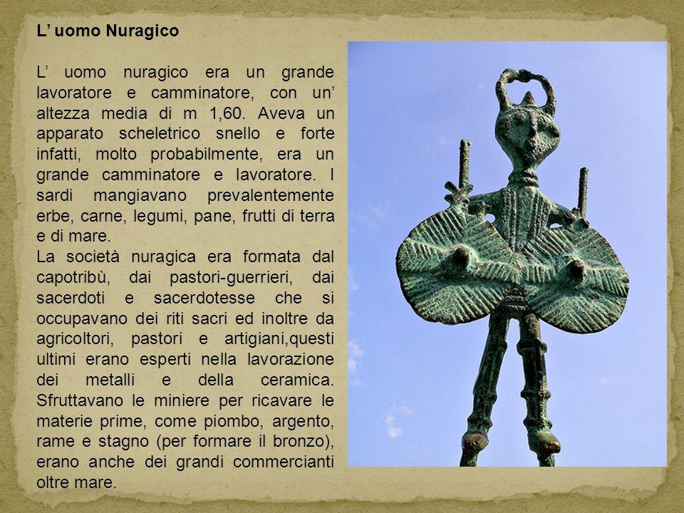 L' uomo Nuragico