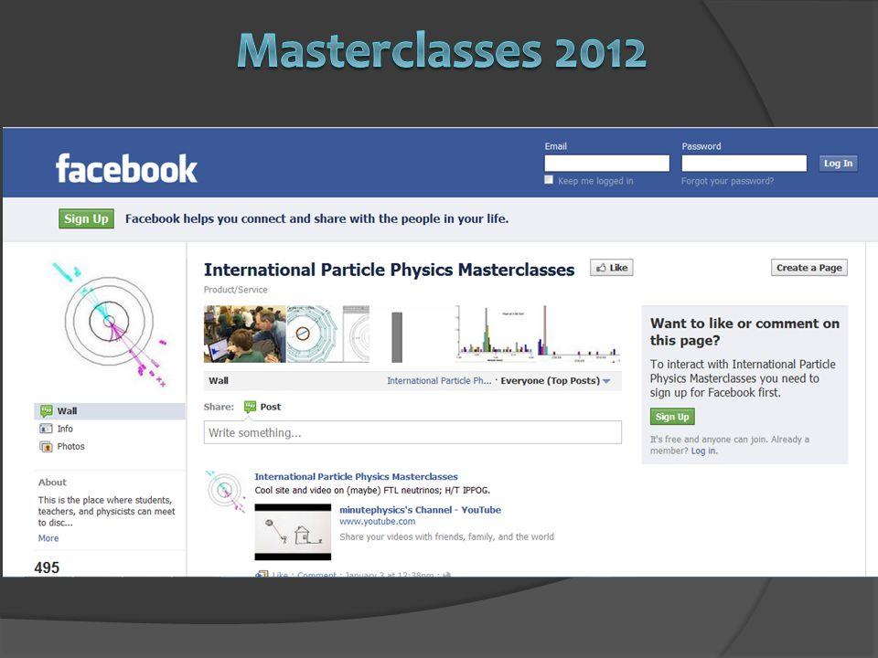 Masterclasses 2012