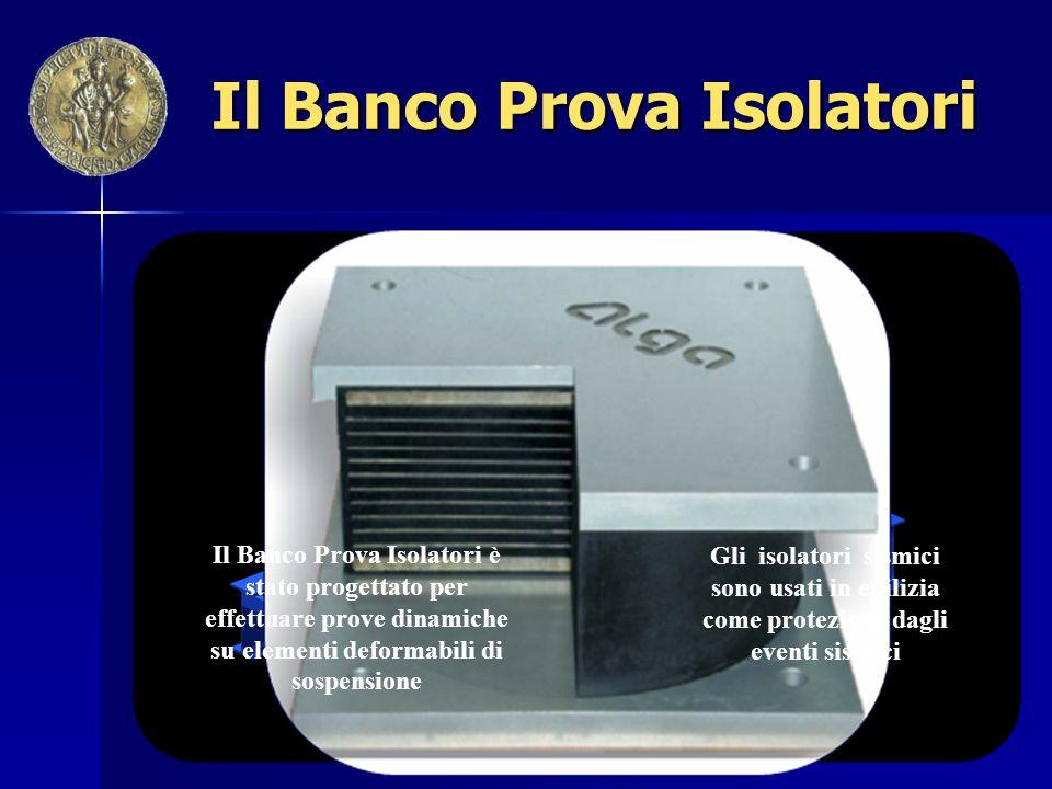 Il Banco Prova Isolatori