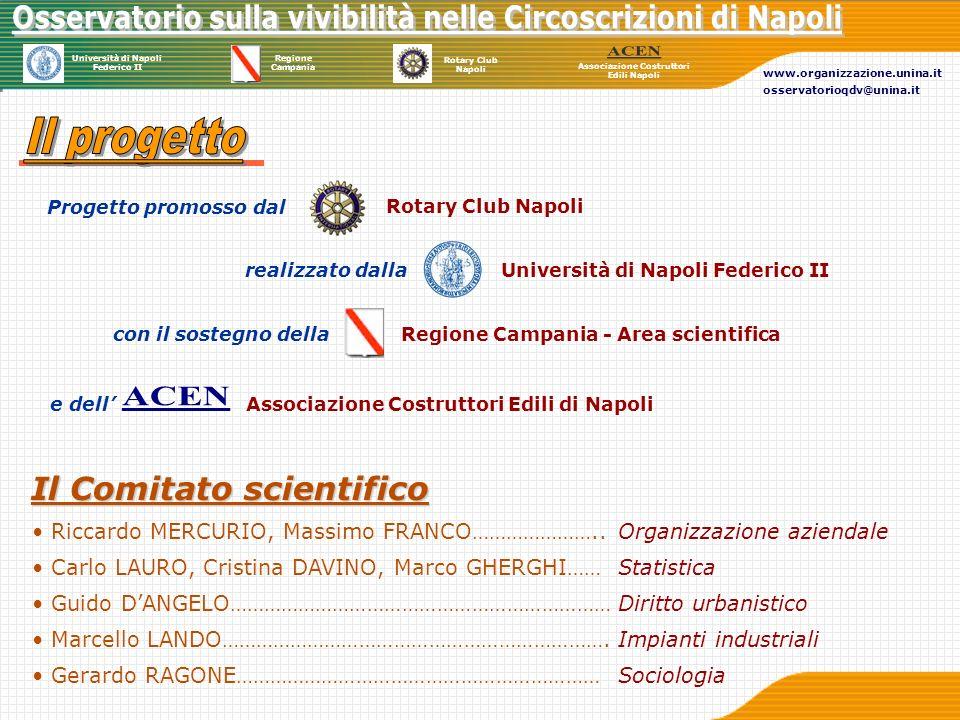 Il progetto ACEN Il Comitato scientifico