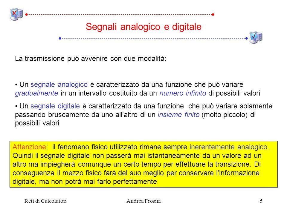 Segnali analogico e digitale