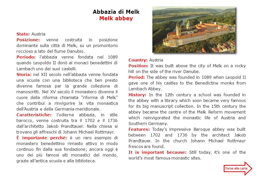 Abbazia di Melk Melk abbey
