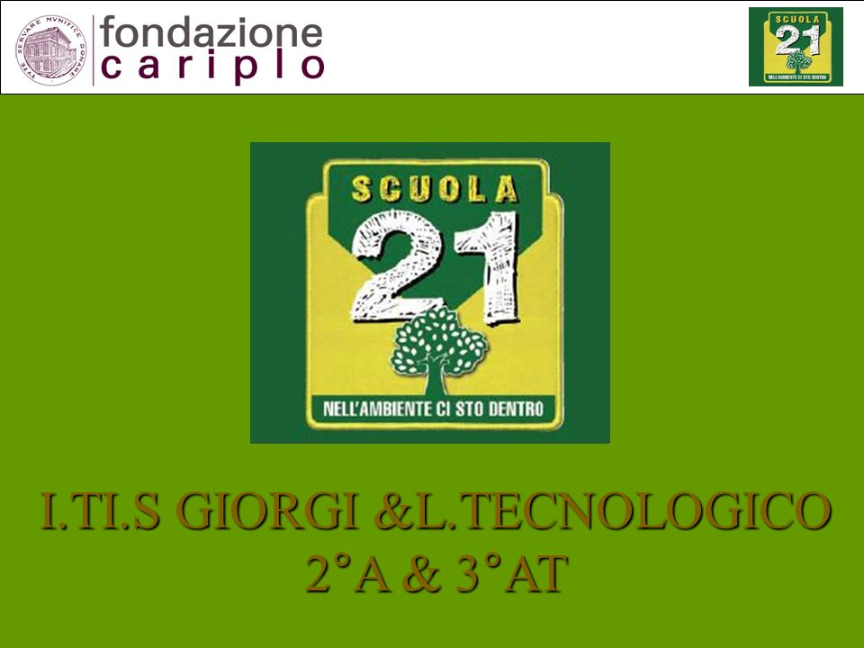 I.TI.S GIORGI &L.TECNOLOGICO