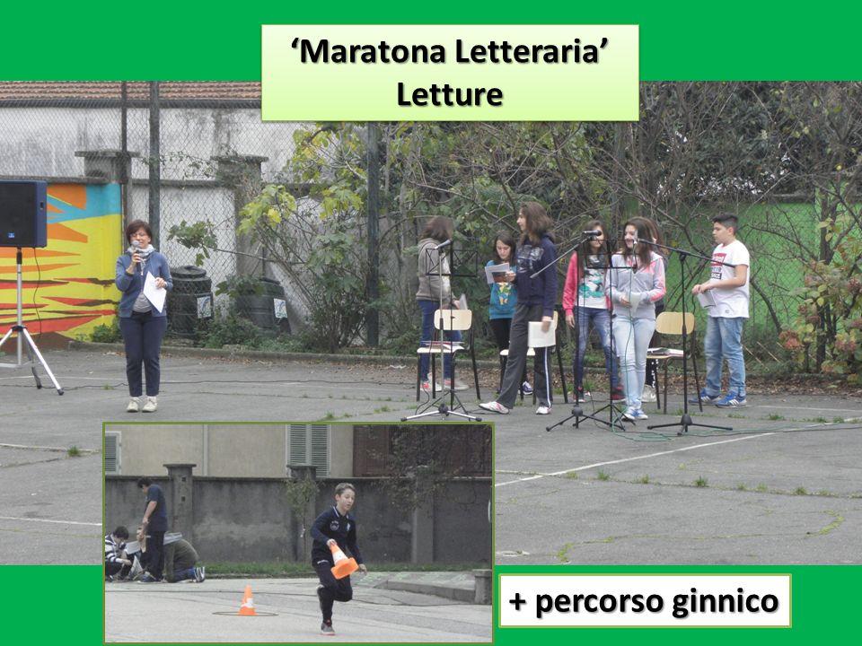 'Maratona Letteraria'