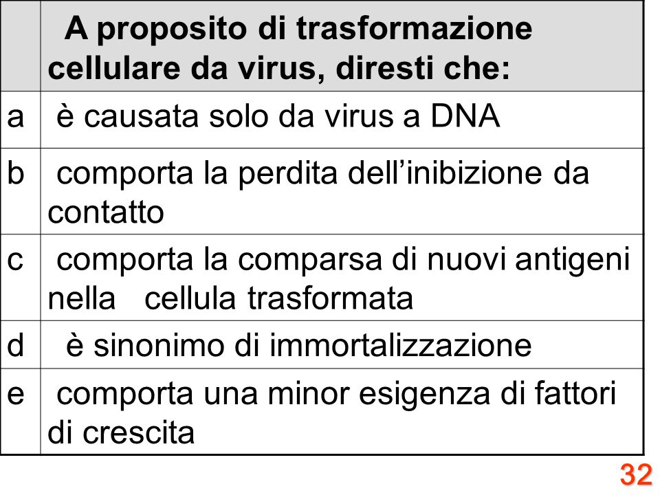 è causata solo da virus a DNA b