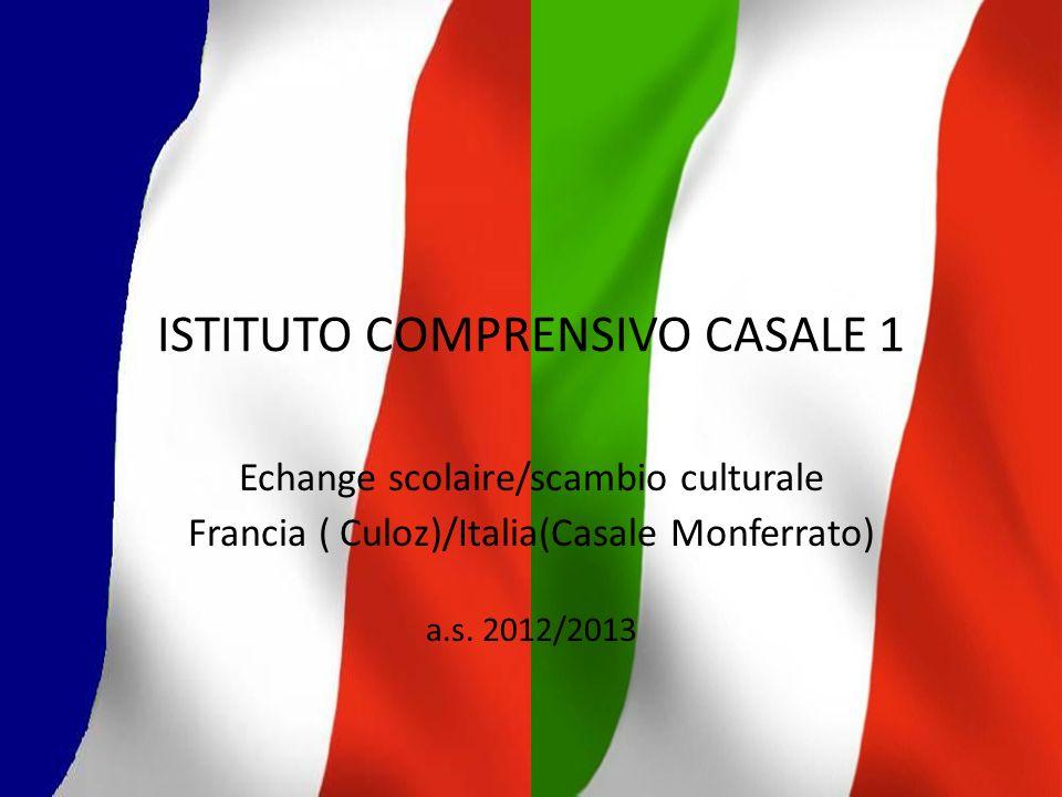 ISTITUTO COMPRENSIVO CASALE 1