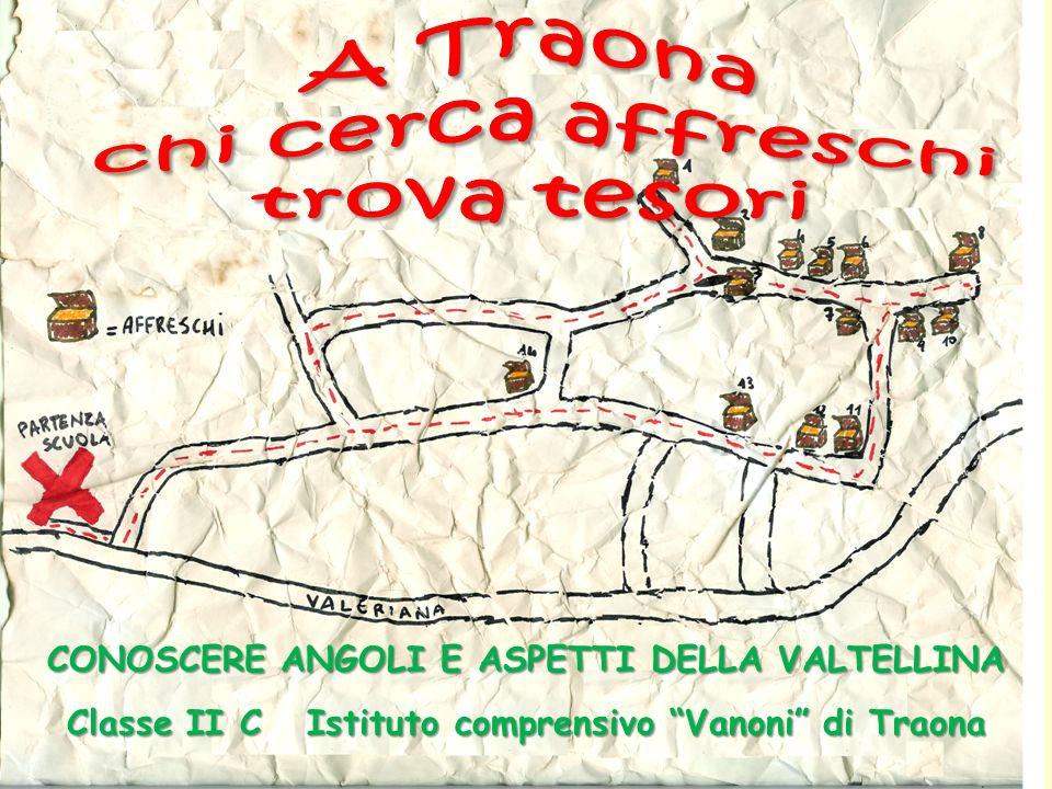 A Traona chi cerca affreschi trova tesori