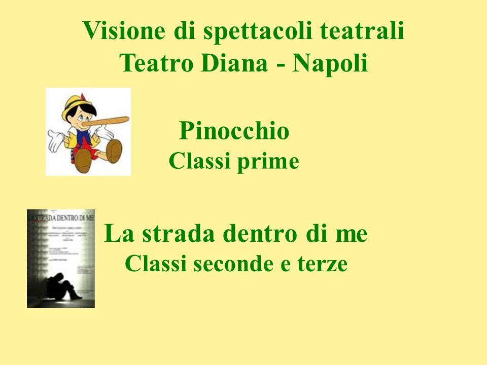 Visione di spettacoli teatrali Teatro Diana - Napoli