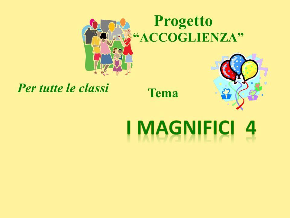 Progetto ACCOGLIENZA