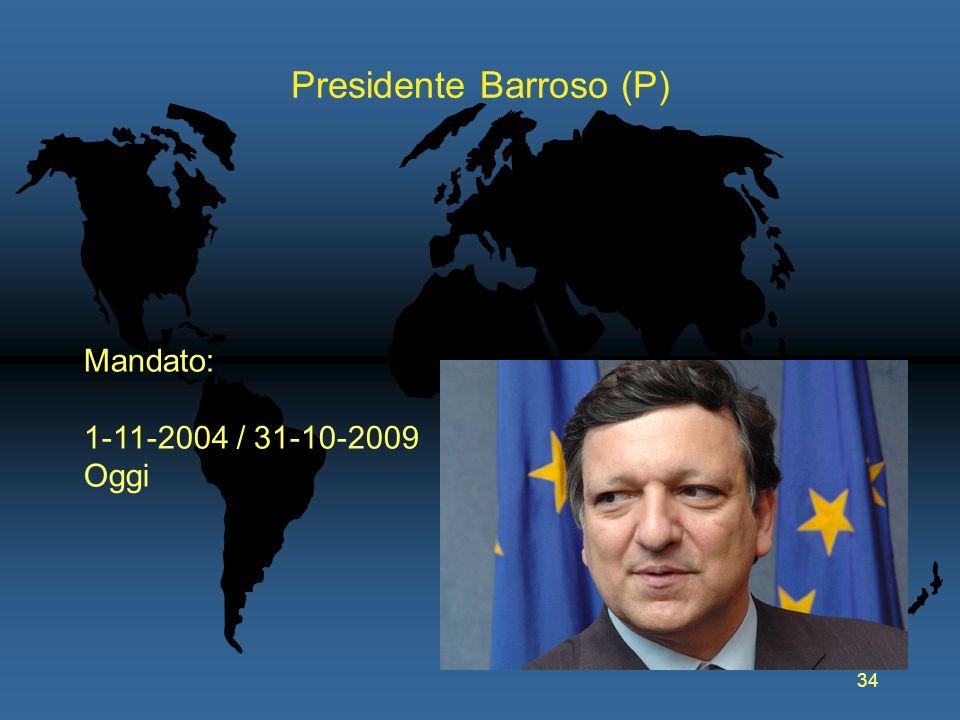 Presidente Barroso (P)