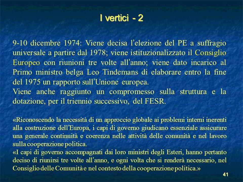 I vertici - 2