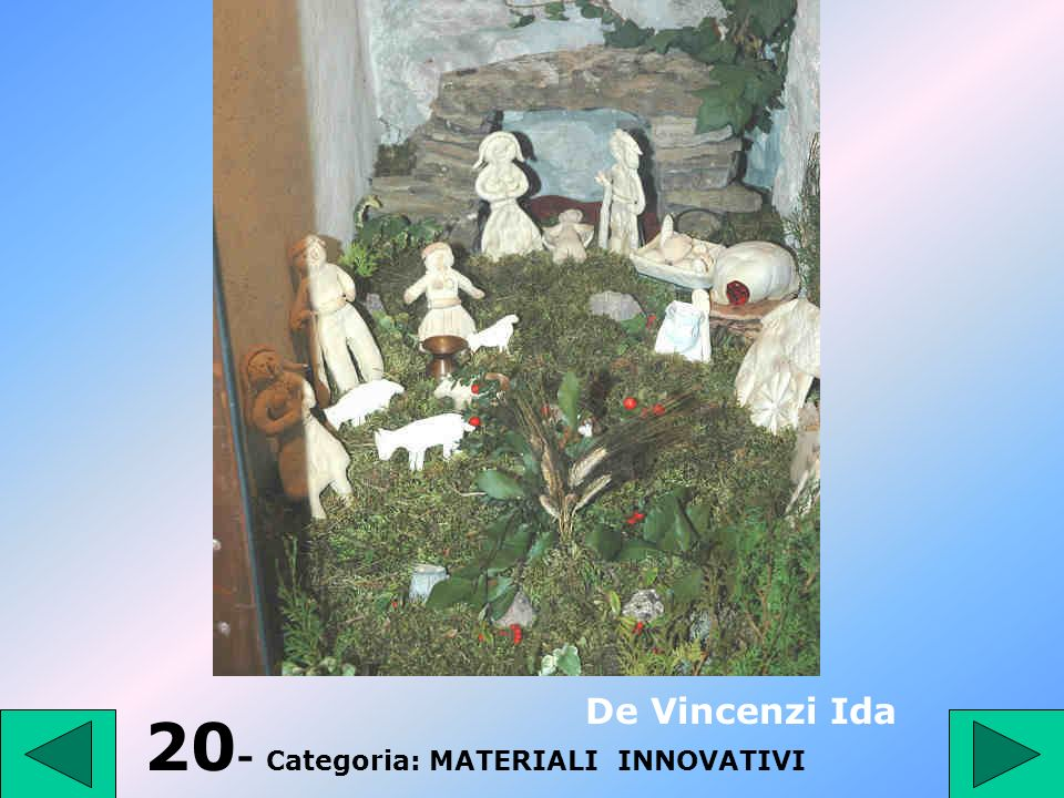 20- Categoria: MATERIALI INNOVATIVI