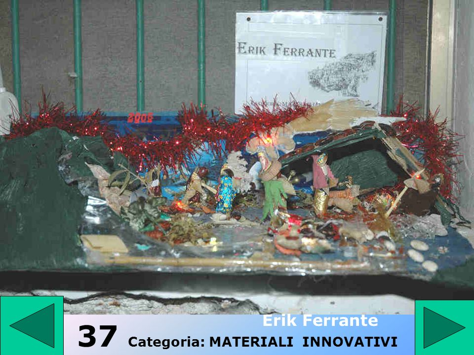 37 Categoria: MATERIALI INNOVATIVI