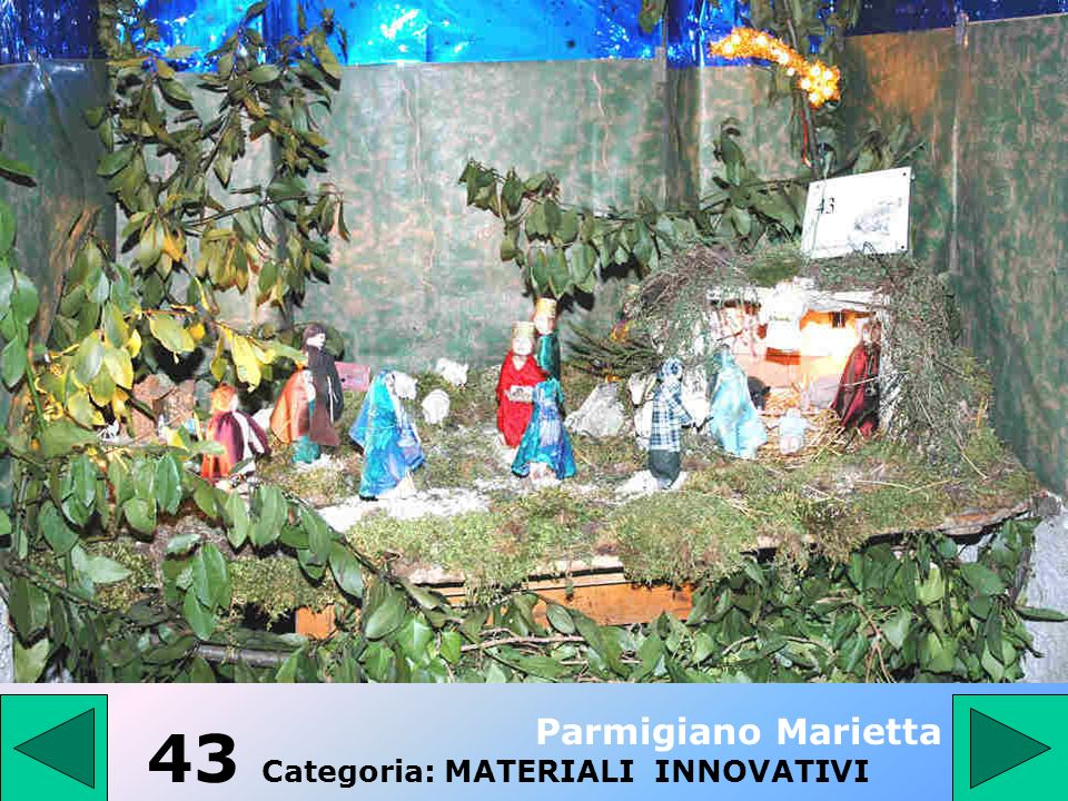 43 Categoria: MATERIALI INNOVATIVI