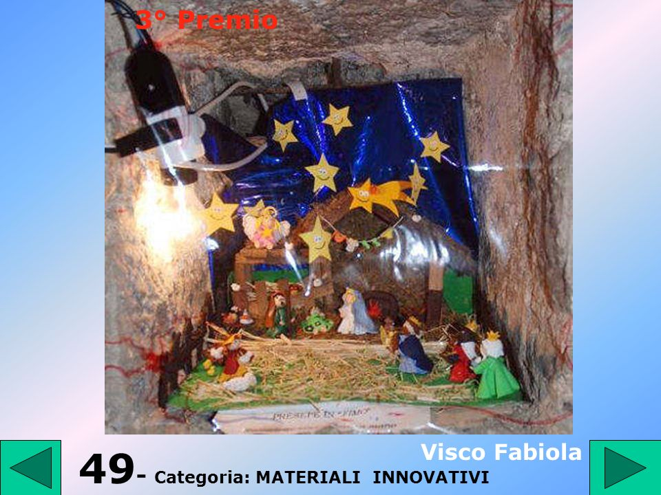 49- Categoria: MATERIALI INNOVATIVI