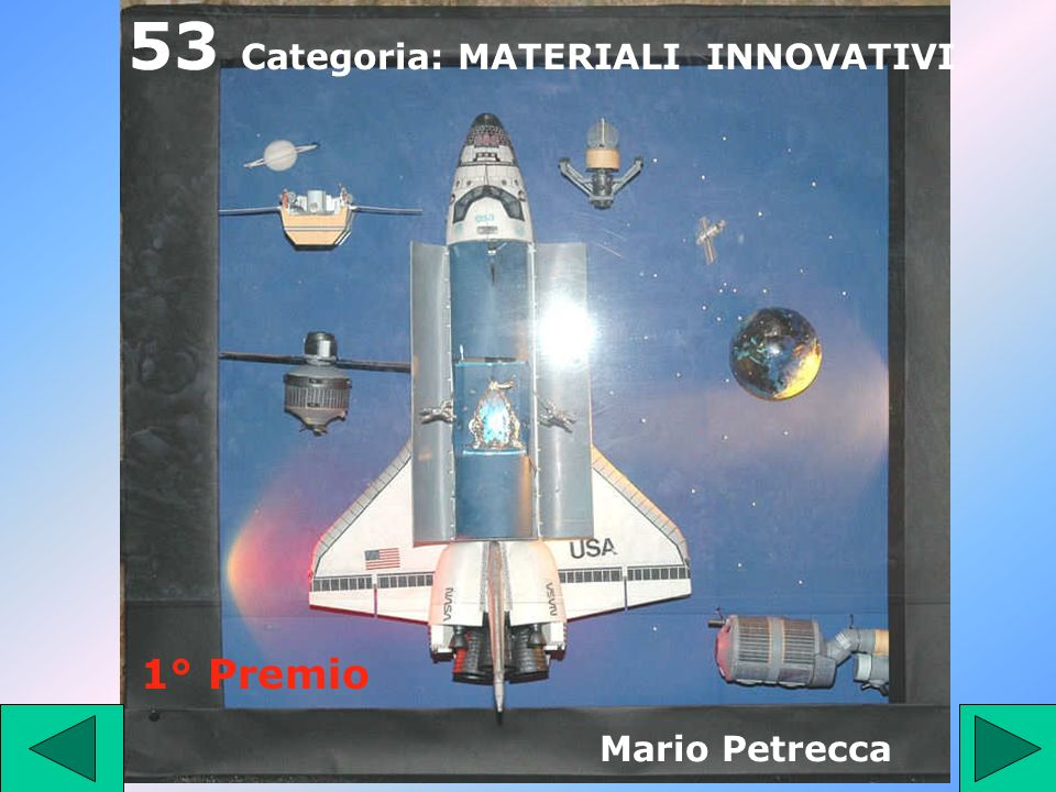 53 Categoria: MATERIALI INNOVATIVI