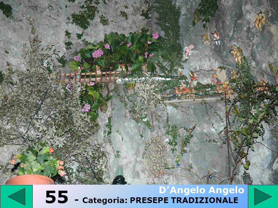55 - Categoria: PRESEPE TRADIZIONALE