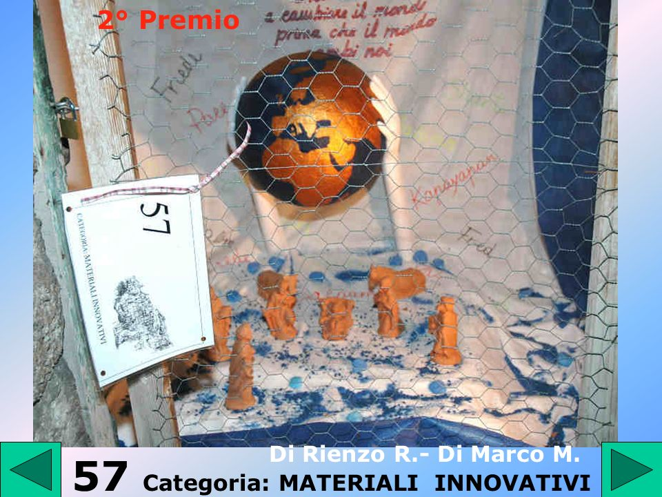 57 Categoria: MATERIALI INNOVATIVI