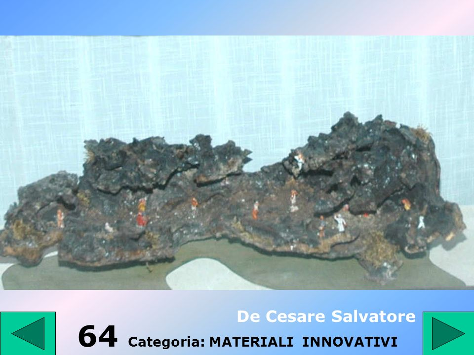 64 Categoria: MATERIALI INNOVATIVI
