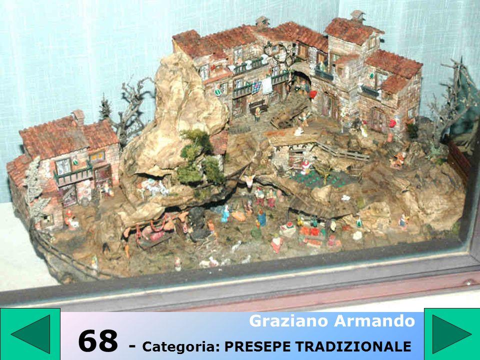 68 - Categoria: PRESEPE TRADIZIONALE