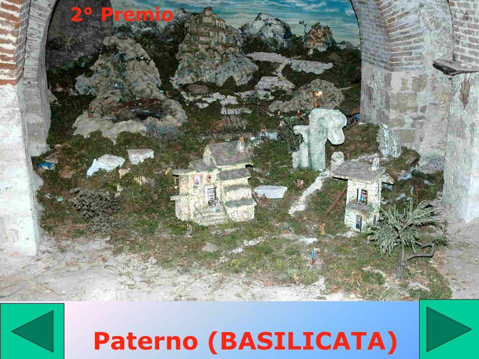2° Premio Paterno (BASILICATA)