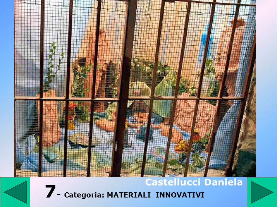 7- Categoria: MATERIALI INNOVATIVI