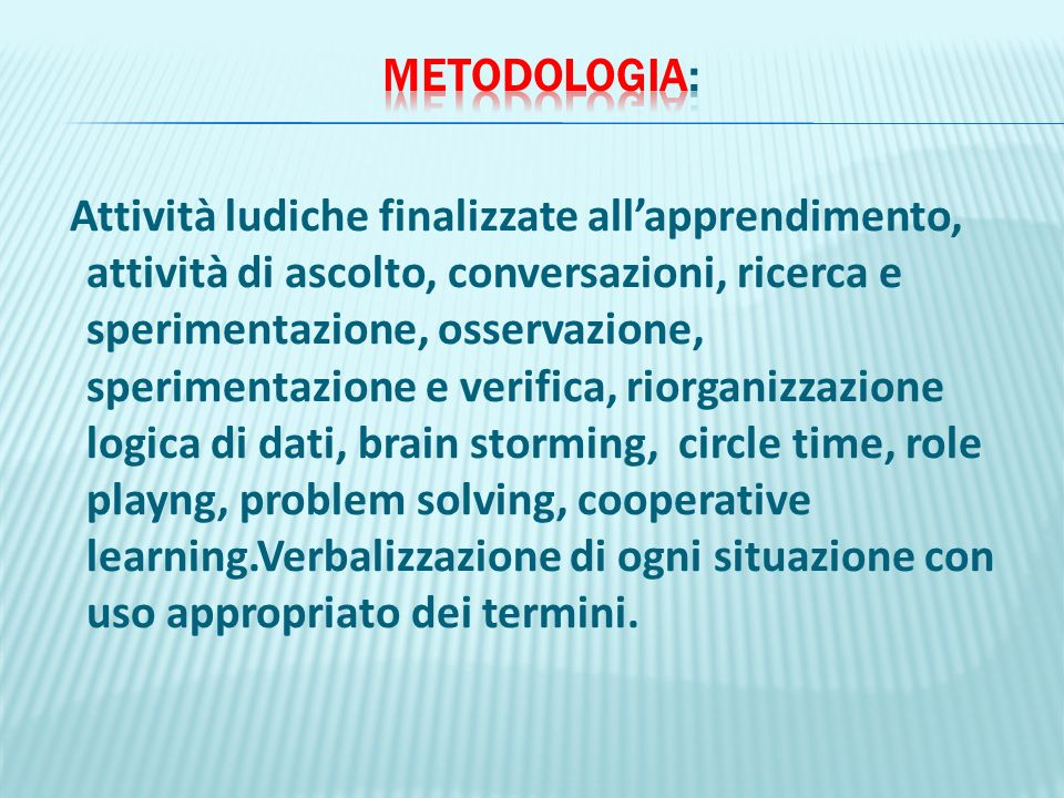 Metodologia: