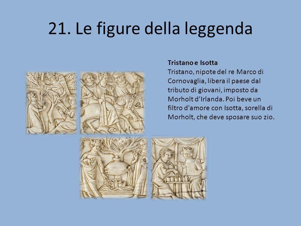 21. Le figure della leggenda