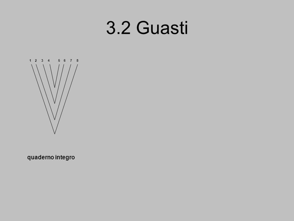 3.2 Guasti 1 2 3 4 5 6 7 8 quaderno integro