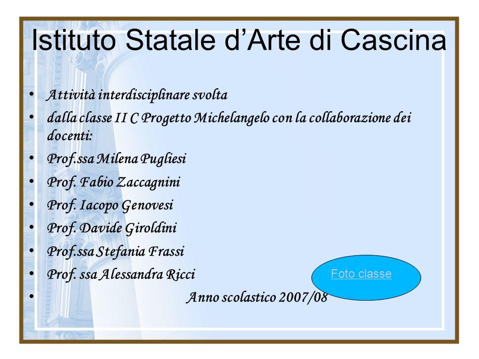 Istituto Statale d'Arte di Cascina