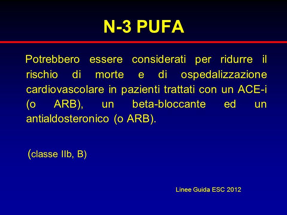 N-3 PUFA