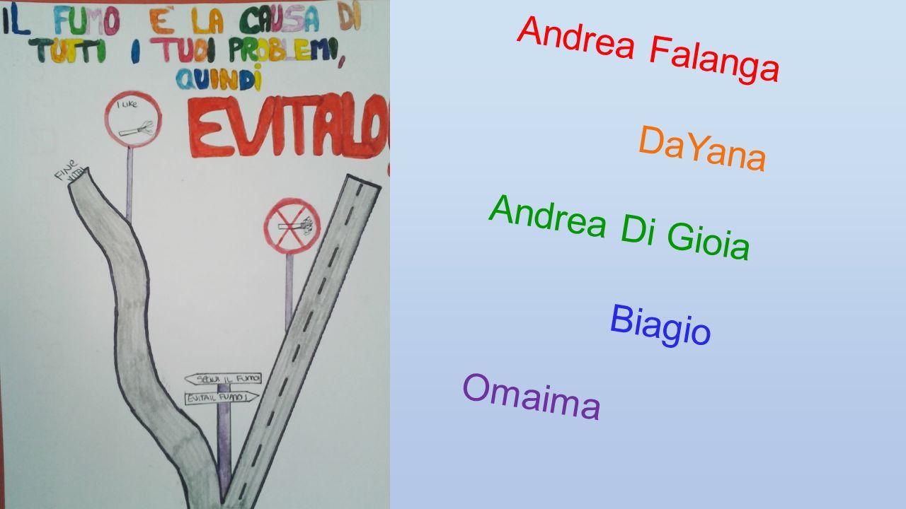 Andrea Falanga DaYana Andrea Di Gioia Biagio Omaima