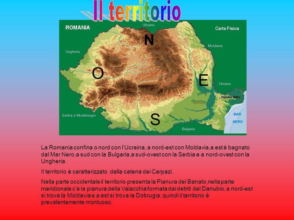 Il territorio N. O. E. S.