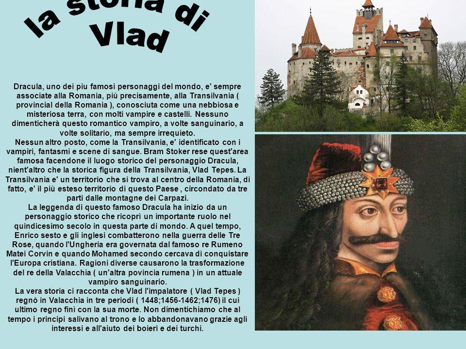 la storia di Vlad.