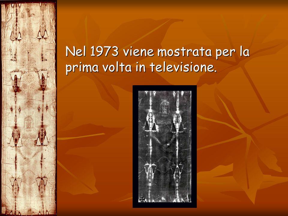 Nel 1973 viene mostrata per la prima volta in televisione.