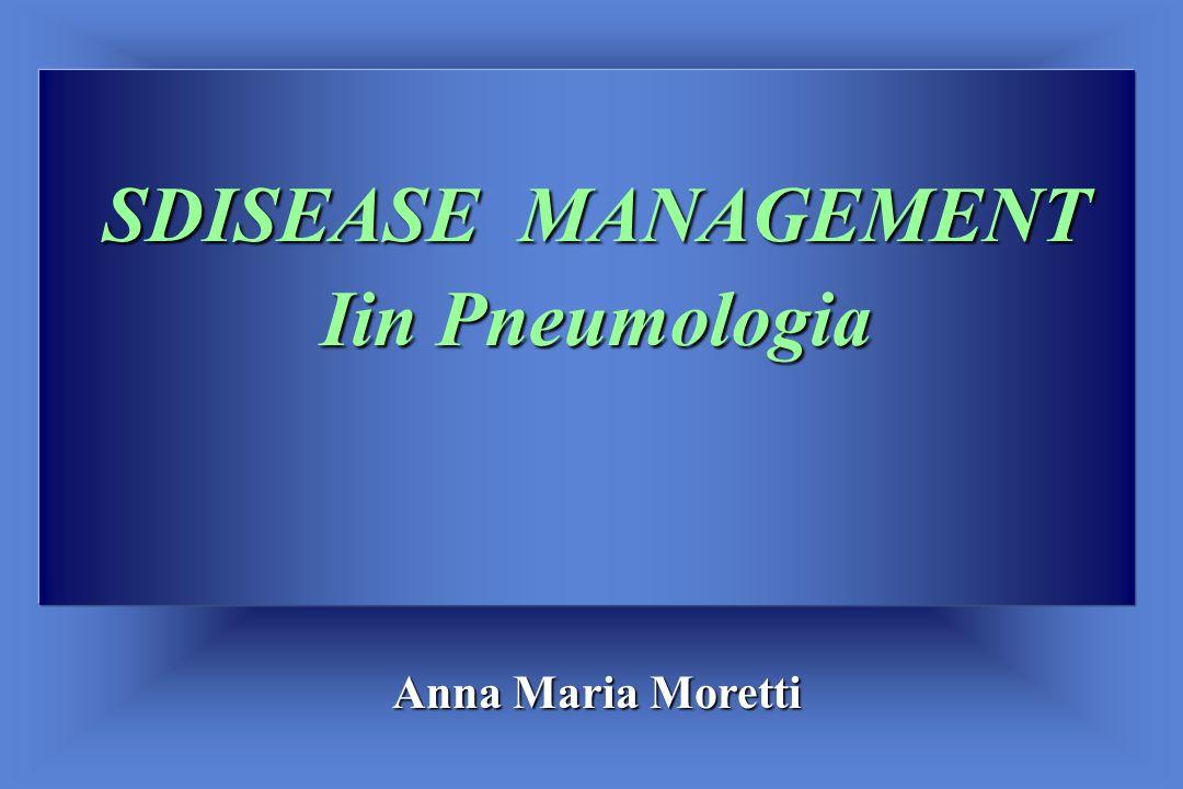 SDISEASE MANAGEMENT Iin Pneumologia