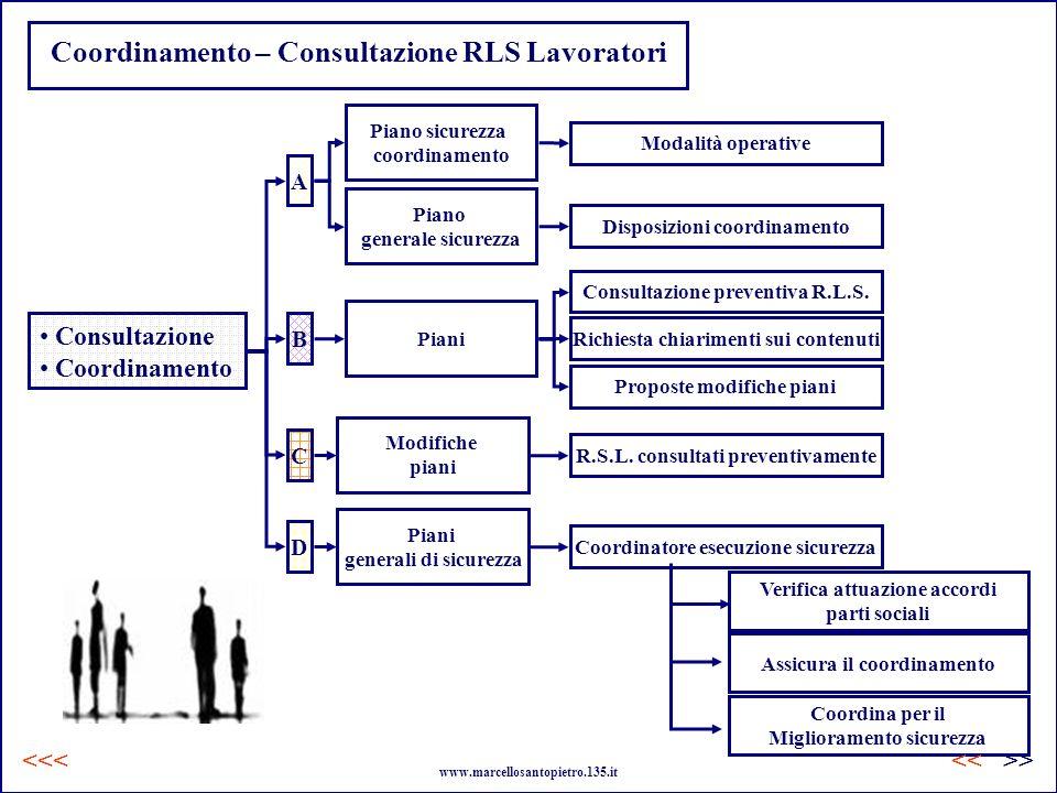 Coordinamento – Consultazione RLS Lavoratori