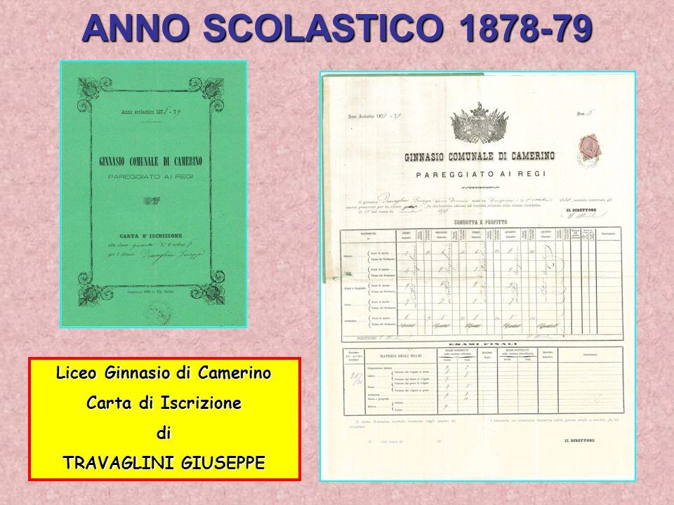 Liceo Ginnasio di Camerino