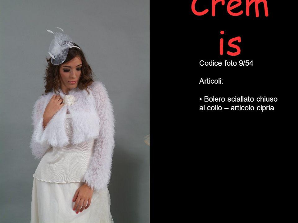 Cremis Codice foto 9/54 Articoli: