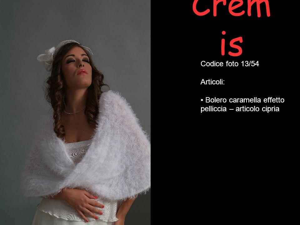 Cremis Codice foto 13/54 Articoli:
