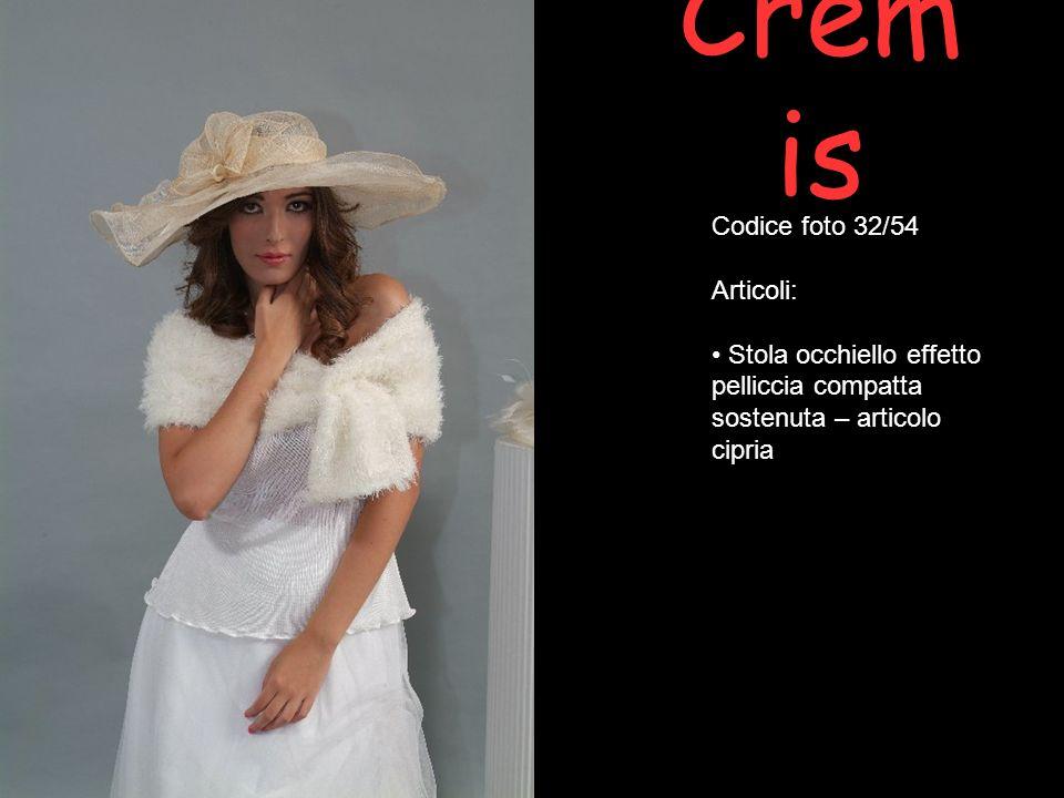 Cremis Codice foto 32/54 Articoli: