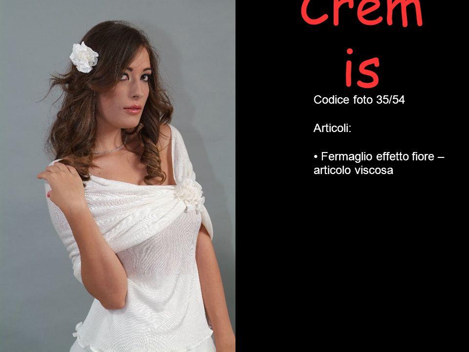 Cremis Codice foto 35/54 Articoli: