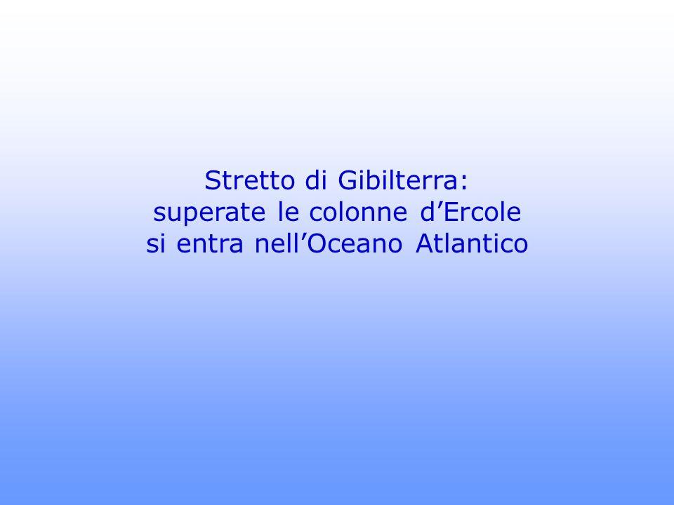 Stretto di Gibilterra: