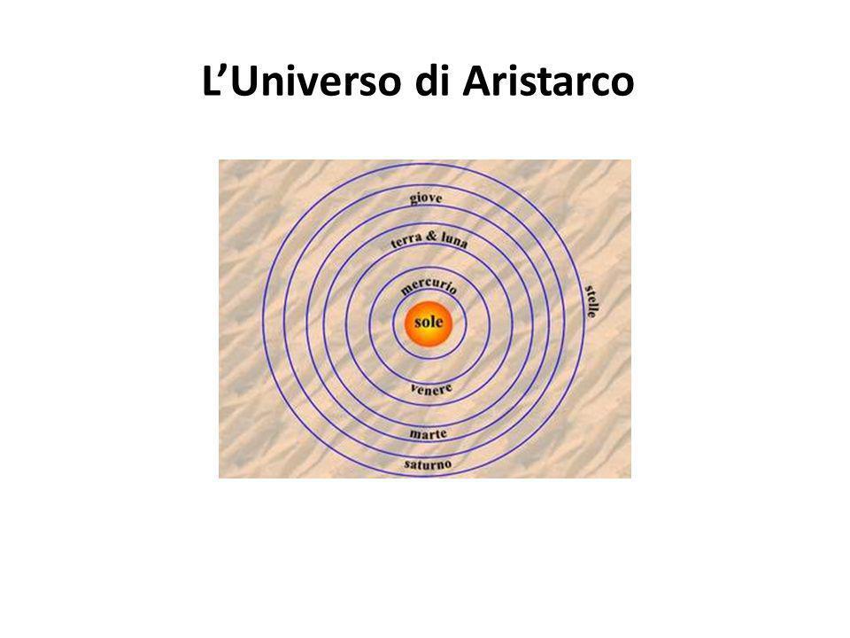 L'Universo di Aristarco