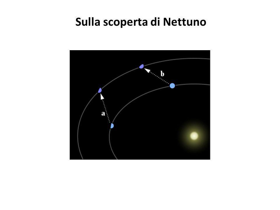 Sulla scoperta di Nettuno