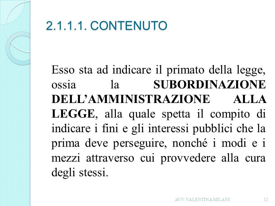 2.1.1.1. CONTENUTO